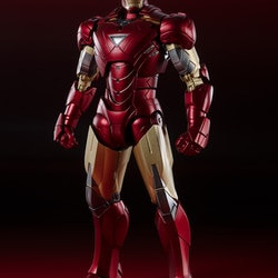 Marvel Avengers Assemble Iron Man Mark VI S.H.Figuarts