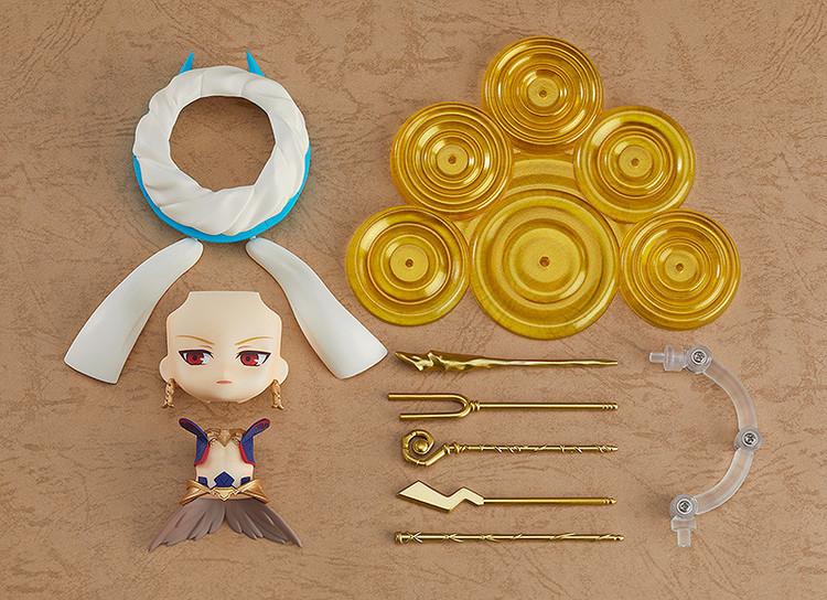 Fate/Grand Order Caster/Gilgamesh: Ascension Ver. Nendoroid