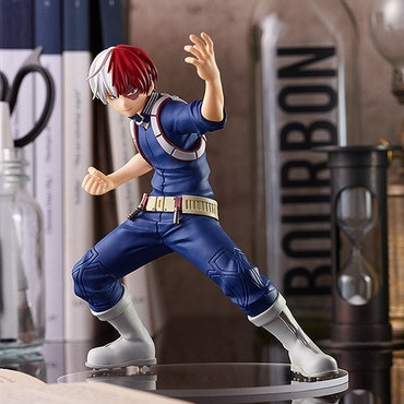 My Hero Academia Shoto Todoroki: Hero Costume Ver. Pop Up Parade