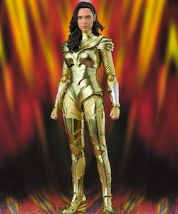 DC Comics Wonder Woman Golden Armor (WW84) S.H.Figuarts