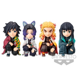 Demon Slayer: Kimetsu no Yaiba WCF Vol.1 Set of 4 Figures