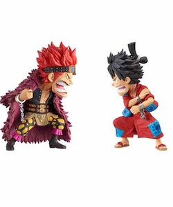 One Piece WCF Wano Kuni Vol.5 Set of 2 Figures