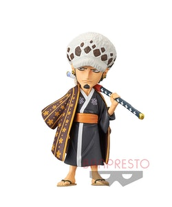 One Piece Trafalgar D Law WCF Wano Kuni Vol.2