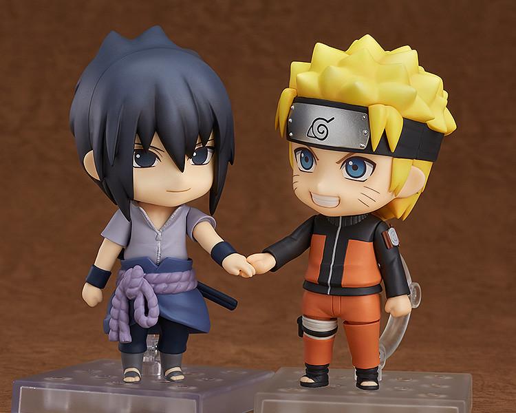 Naruto Shippuden Sasuke Uchiha Nendoroid