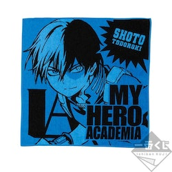 My Hero Academia Shoto Todoroki Hand Towel