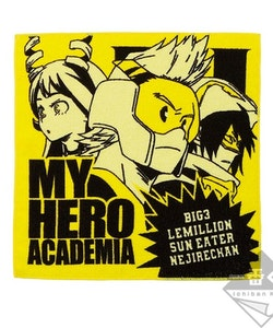 My Hero Academia Big 3 Hand Towel