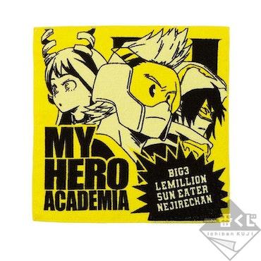 My Hero Academia Big 3 Hand Towel