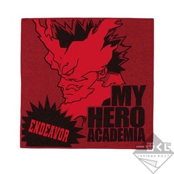 My Hero Academia Endeavor Hand Towel