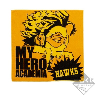 My Hero Academia Hawks Hand Towel