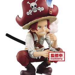 One Piece Shanks (Kid Ver.) DXF The Grandline Children Vol.1