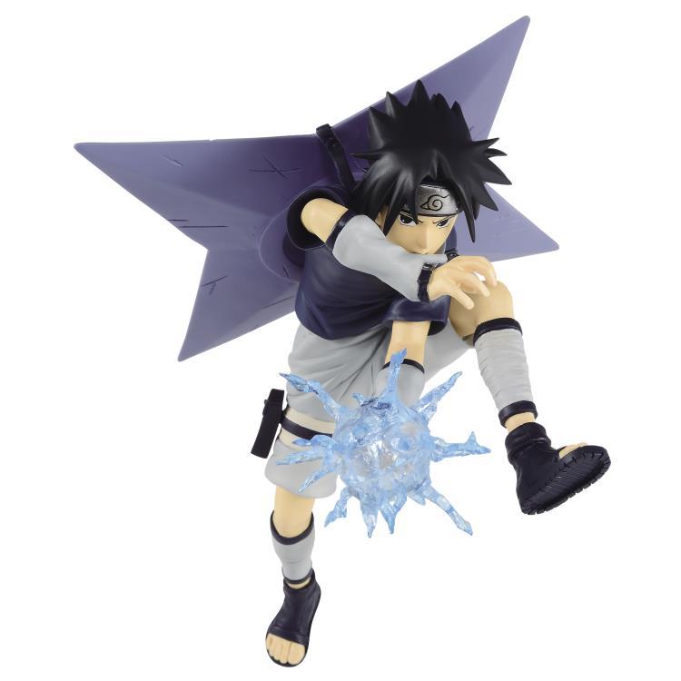 Naruto Shippuden Sasuke Uchiha Vibration Stars