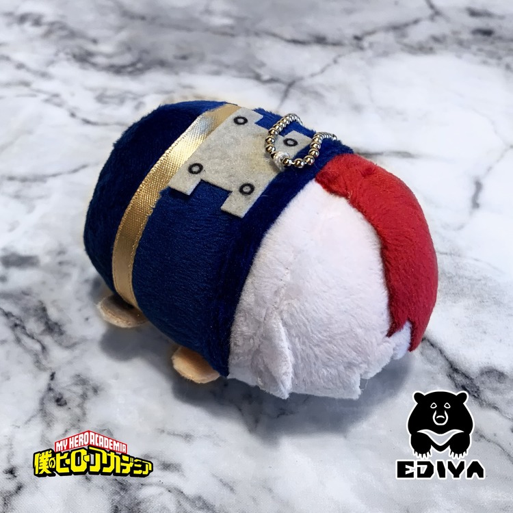 Mochi Mochi Mascot MHA Vol.2 Shoto Todoroki Hero Costume Ver.