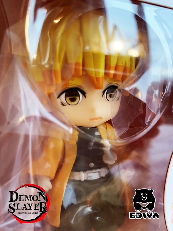 Demon Slayer: Kimetsu no Yaiba Zenitsu Agatsuma Figuarts mini
