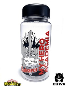 My Hero Academia Endeavor Water Bottle 350ml