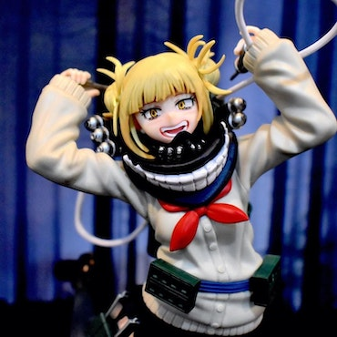 My Hero Academia Toga Himiko Banpresto Colosseum Vol.5