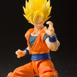 Dragon Ball Z Super Saiyan Full Power Goku S.H.Figuarts