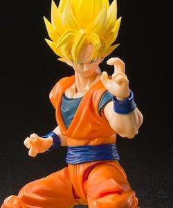 Dragon Ball Z Super Saiyan Full Power Goku S.H.Figuarts