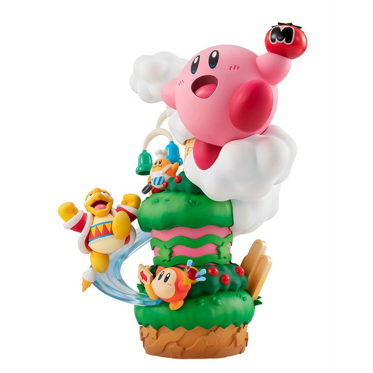 Kirby Super Star Deluxe Gourmet Race