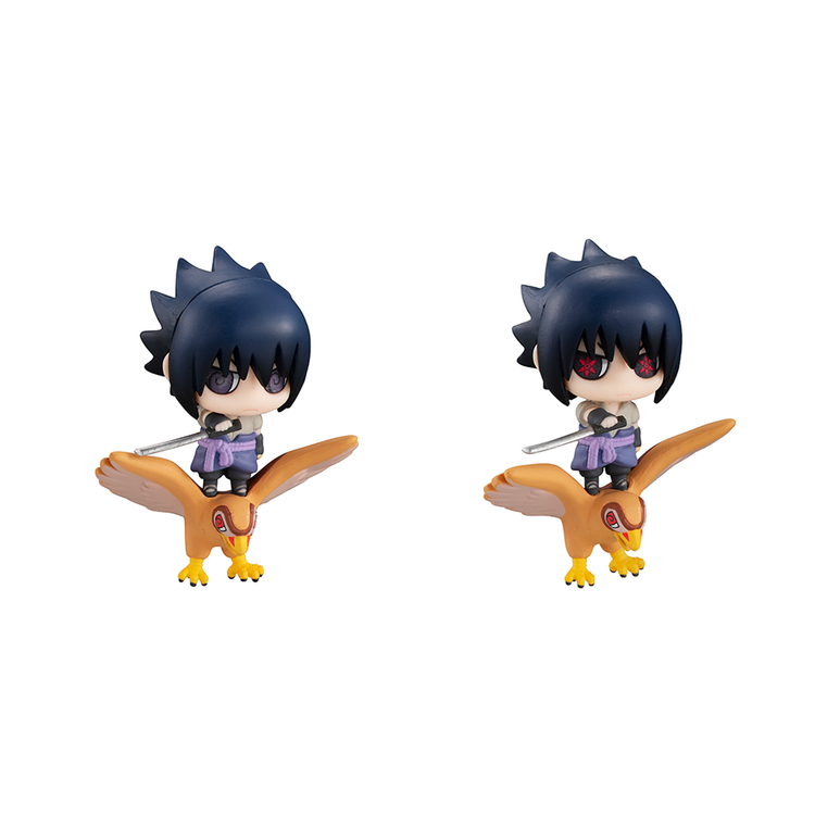 Naruto Shippuden Petit Chara Land New Color! Kuchiyose Box of 8 Figures