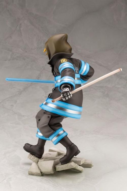 Fire Force Arthur Boyle Bonus Edition