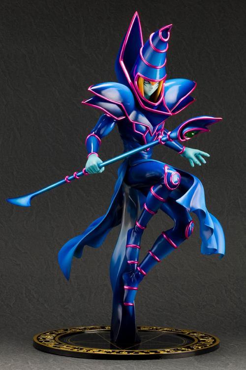 Yu-Gi-Oh Dark Magician ArtFX J Kotobukiya