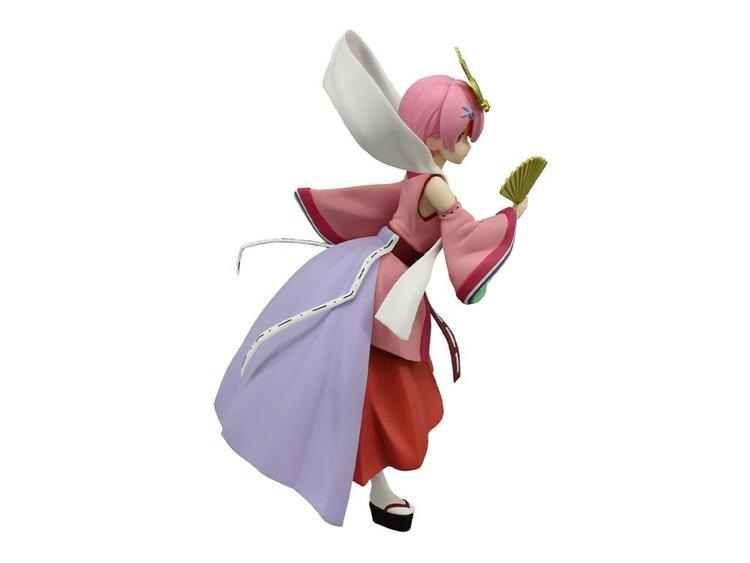 Re:Zero Fairy Tale Ram (Princess Kaguya) SSS Figure