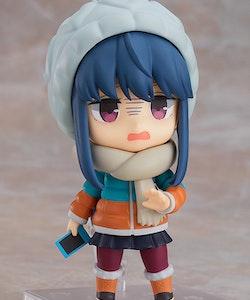Laid-Back Camp Rin Shima DX Ver. Nendoroid