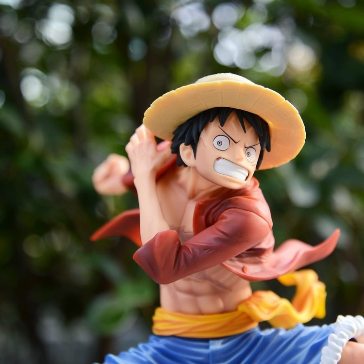 One Piece Monkey D. Luffy Maximatic