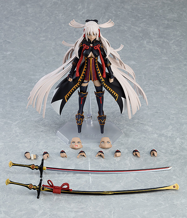 Fate/GO Alter Ego/Okita Souji (Alter) Figma