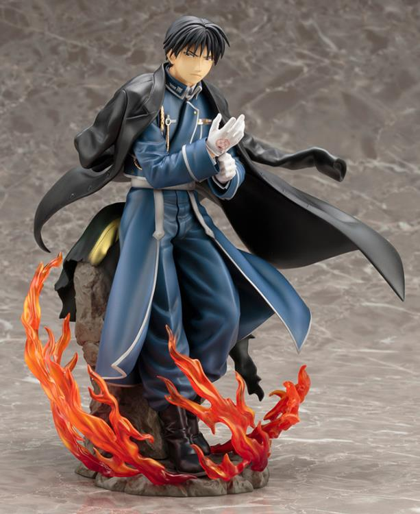 Fullmetal Alchemist Roy Mustang Kotobukiya