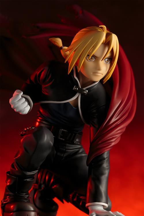 Fullmetal Alchemist Edward Elric Kotobukiya