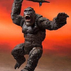 Godzilla vs. Kong 2021 Kong S.H.MonsterArts