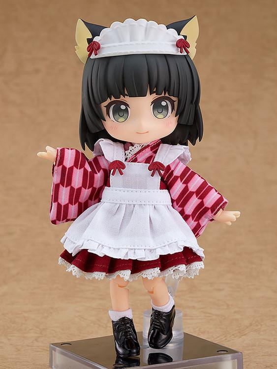 Catgirl Maid: Sakura Nendoroid Doll