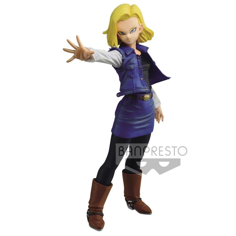 Dragon Ball Z Android 18 Match Makers