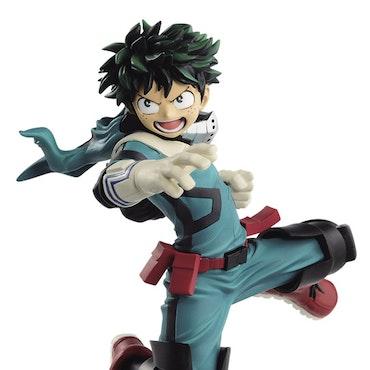 My Hero Academia Izuku Midoriya The Amazing Heroes Vol.10
