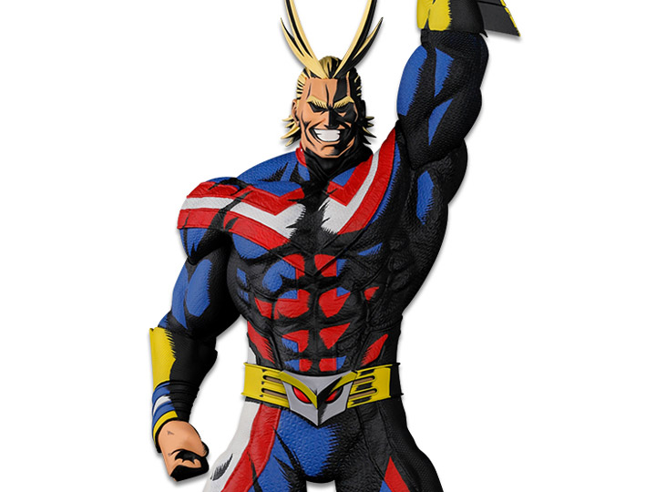 My Hero Academia All Might Super Master Stars Piece Manga Dimensions