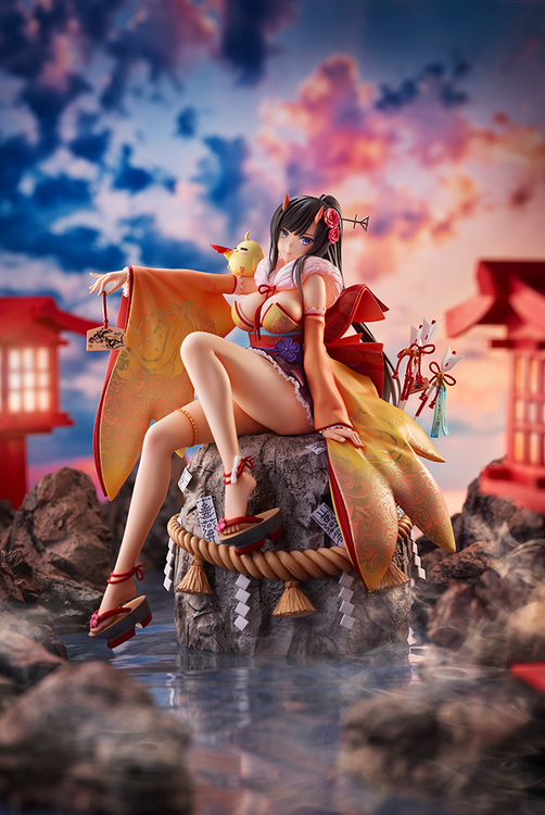 Azur Lane Ryuuhou (Firebird's New Year Dance)