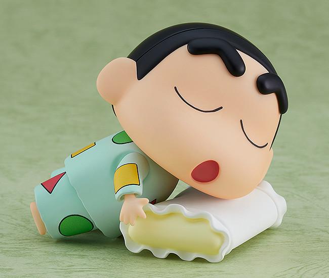 Crayon Shin-chan Shinnosuke Nohara: Pajama Ver. & Himawari Nendoroid