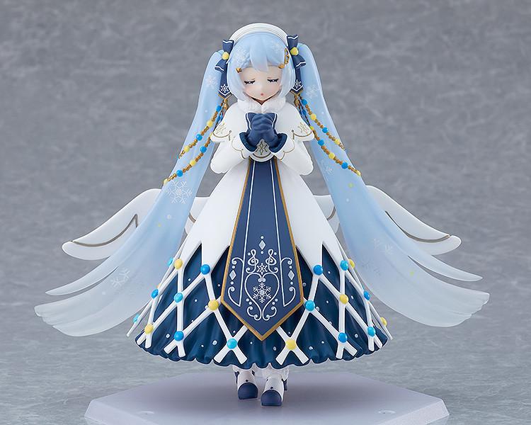 Snow Miku: Glowing Snow Ver. Figma
