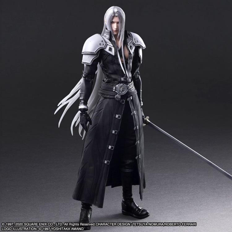 Final Fantasy VII Sephiroth Play Arts Kai