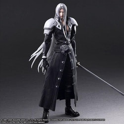 Final Fantasy VII Sephiroth Play Arts Kai