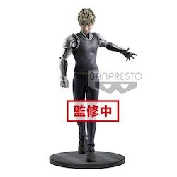 One Punch Man Genos DXF Premium Figure