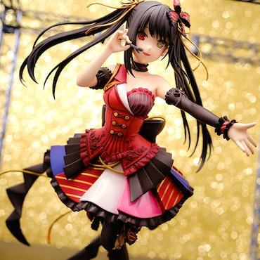Date A Live: Date A Bullet Kurumi Tokisaki Idol Ver.