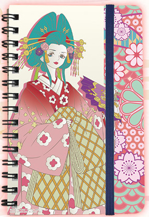 One Piece Komurasaki Notebook