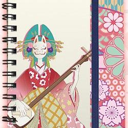 One Piece Komurasaki (Mask Ver.) Notebook