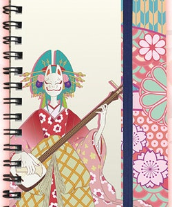 One Piece Komurasaki (Mask Ver.) Notebook