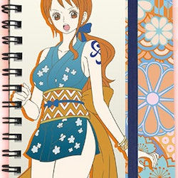 One Piece Nami Notebook