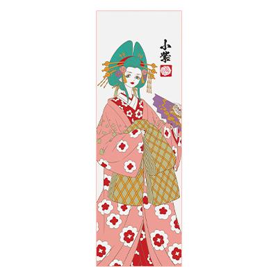 One Piece Komurasaki Textile Wall Banner