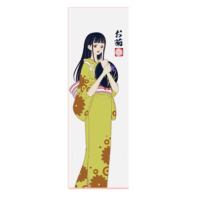 One Piece Kikunojo Textile Wall Banner