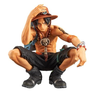One Piece Portgas D. Ace King of Artist